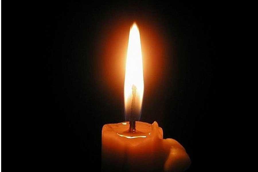 горящая свеча фото вечная память дома